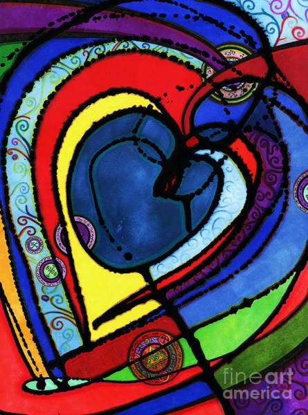 Drawing - Heart II  by Joey Gonzalez