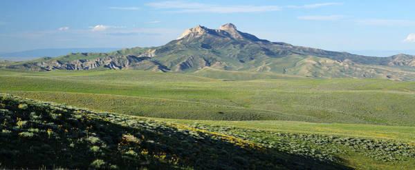 Photograph - Heart Mountain Panorama by D Robert Franz