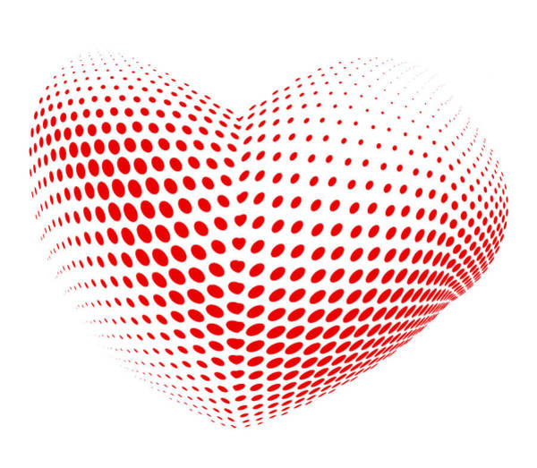 Sweetheart Digital Art - Heart Of Love by Daniel Hagerman