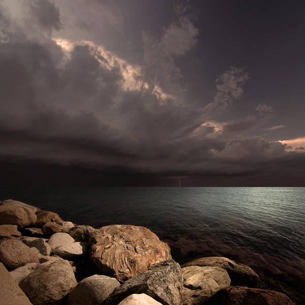 Wall Art - Photograph - Heart Of The Tempest by Michal Karcz
