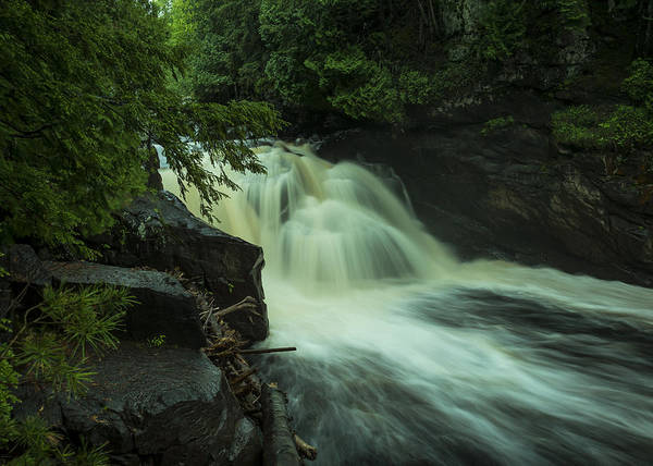 Sturgeon River Photograph - Heart Of Wilderness by Christopher Burnett