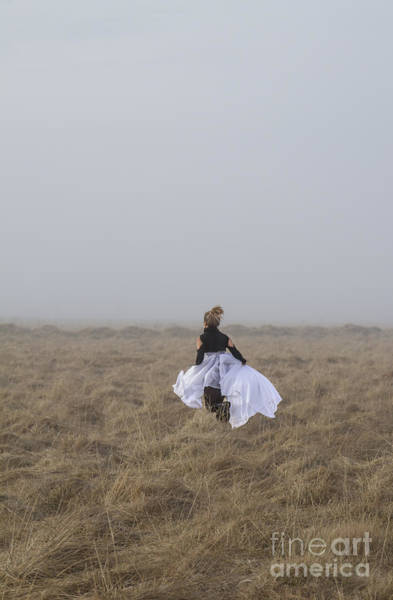 Elegant Lady Wall Art - Photograph - Heart On The Run by Evelina Kremsdorf