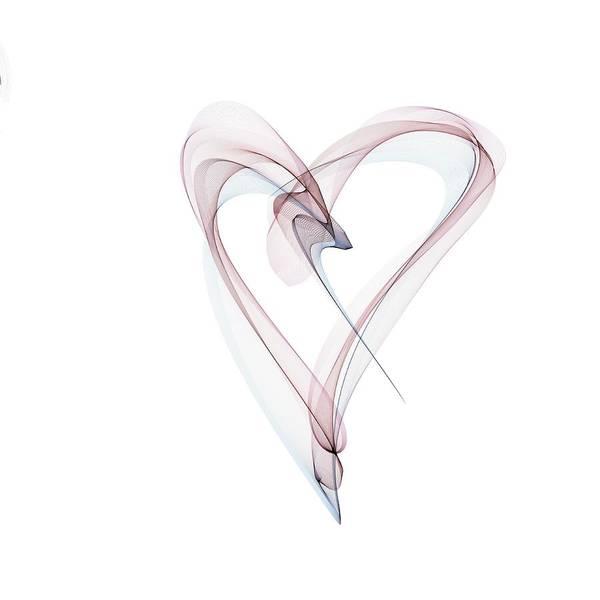 Wall Art - Photograph - Heart Pattern by Mehau Kulyk