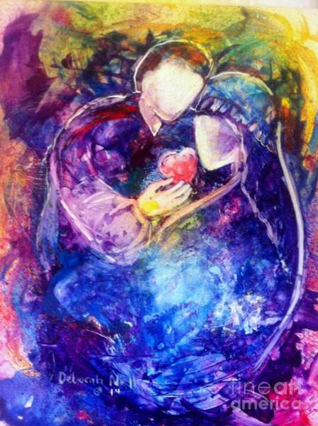 Painting - Heartfelt by Deborah Nell