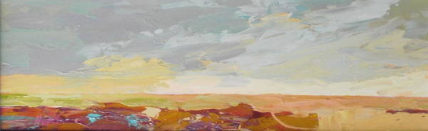 Wall Art - Painting - Heartland Series/southwest by Marilyn Hurst