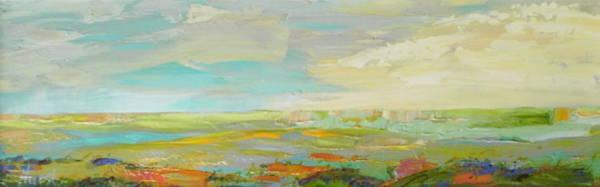 Wall Art - Painting - Heartland Series/ Springtime by Marilyn Hurst