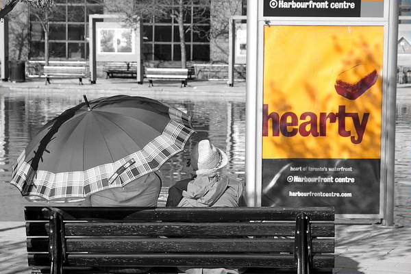 Hearties Photograph - Hearty by Valentino Visentini