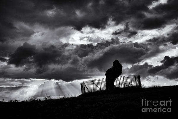 Belief Photograph - Heaven And Earth by Tim Gainey