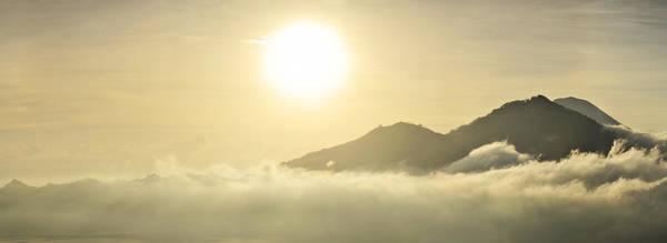 Photograph - Heavenly Peaks by Sebastien Coursol