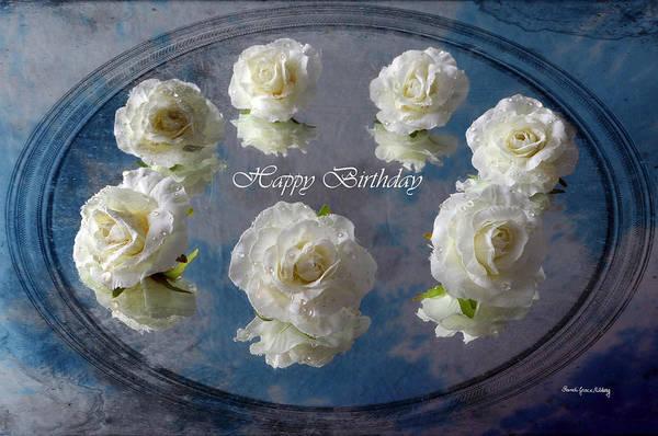 Photograph - Heavenly Roses by Randi Grace Nilsberg
