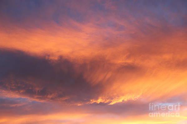 Heavenly Photograph - Heavenly Sky by Krissy Katsimbras