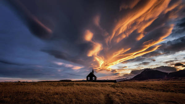 Church Photograph - Heavenly Spectacle by Sus Bogaerts