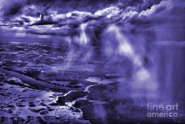 Photograph - Heavenly View by Jeff Breiman