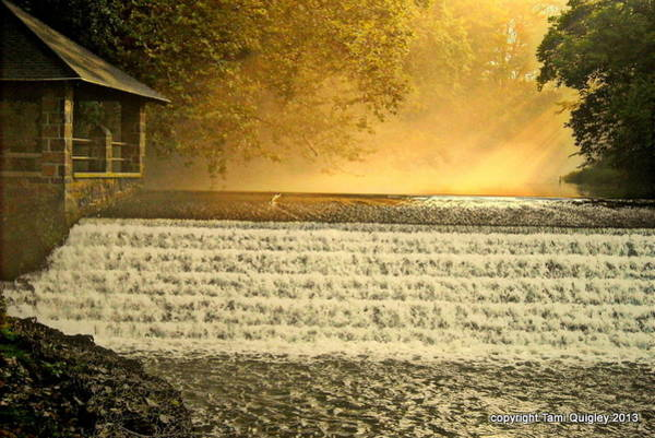 Monocacy Wall Art - Photograph - Heaven's Rays by Tami Quigley