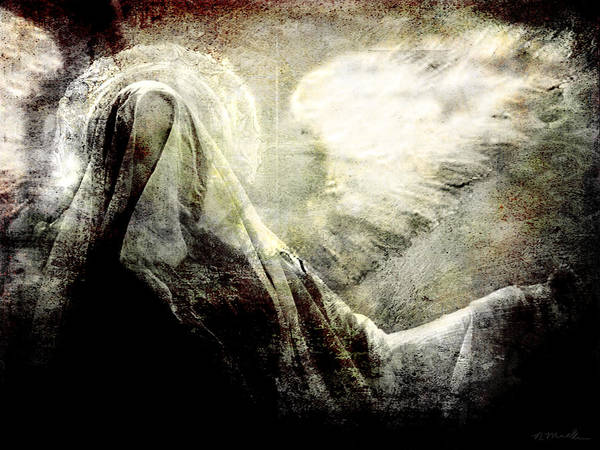 Digital Art - Heavens Shroud by Nada Meeks