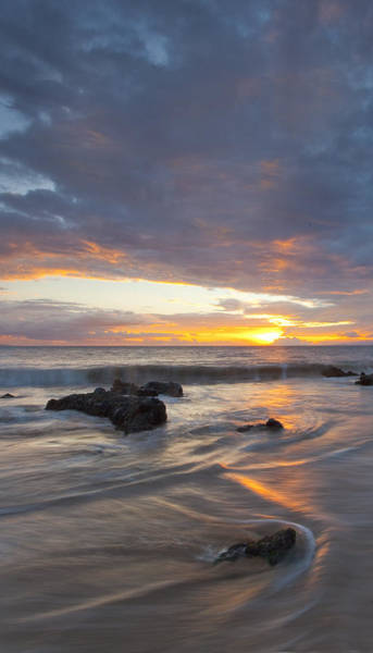 Kihei Photograph - Heavens Twilight by James Roemmling
