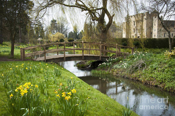 Wall Art - Photograph - Heaver Castle In Spring by Donald Davis