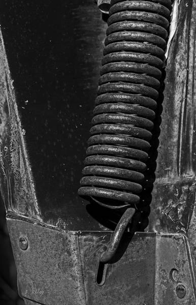 Photograph - Heavy Coil by Fran Riley