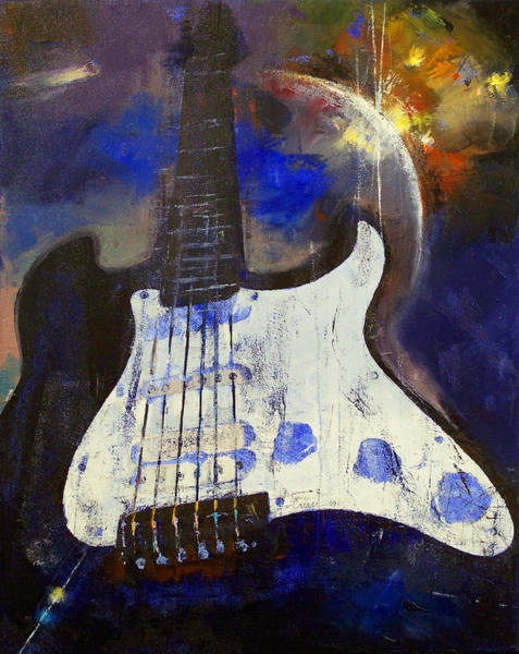 3d Painting - Heavy Metal by Michael Creese
