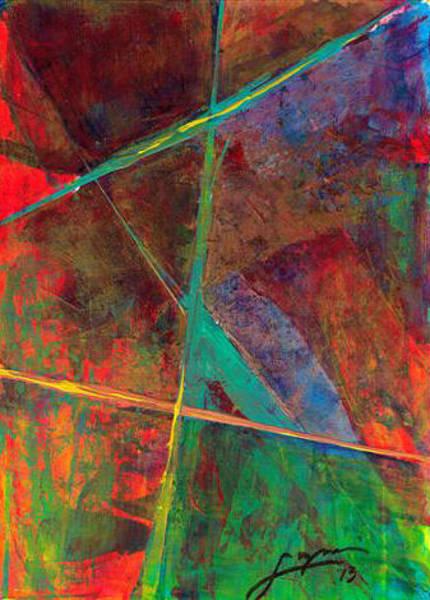 Painting - Heavy Metal by Thomas Lupari