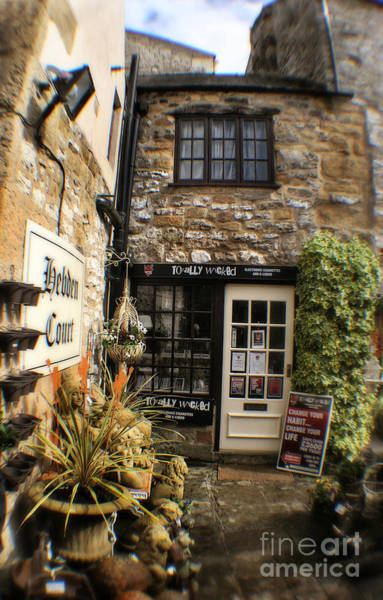 Photograph - The Totally Wicked Old Curiosity Shop by Doc Braham