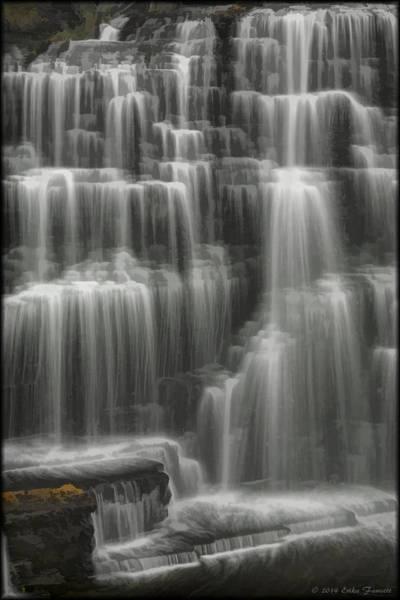 Photograph - Hector Falls by Erika Fawcett