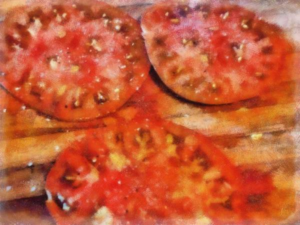 Photograph - Heirlooms With Salt And Pepper by Michelle Calkins