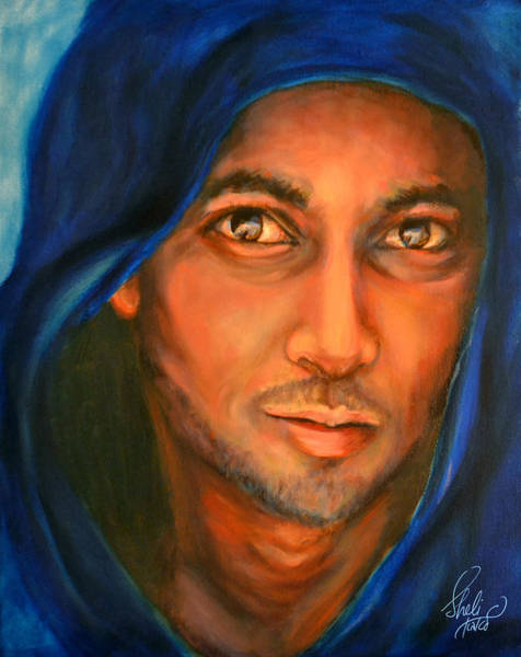 Cantrell Wall Art - Painting - Held In His Gaze by Carol Sheli Cantrell