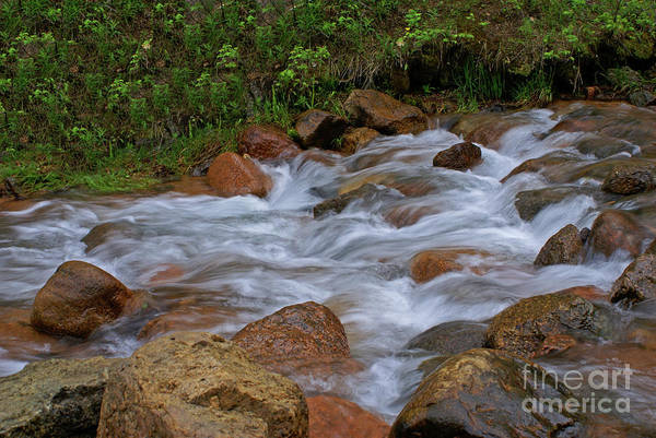 Helen Hunt Falls Photograph - Helen Hunt Cascade by Kelly Black