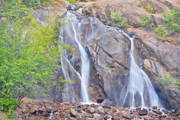 Helen Hunt Falls Photograph - Helen Hunt Falls Up Close by Bijan Pirnia