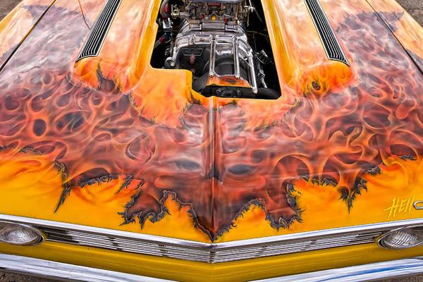 Photograph - Hell Camino 2 by Jeff Sinon