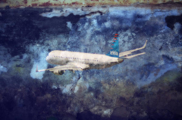 Photograph - Hell Of A Flight by Doc Braham