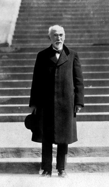 Nobel Prize Laureate Photograph - Hendrik Lorentz by American Philosophical Society