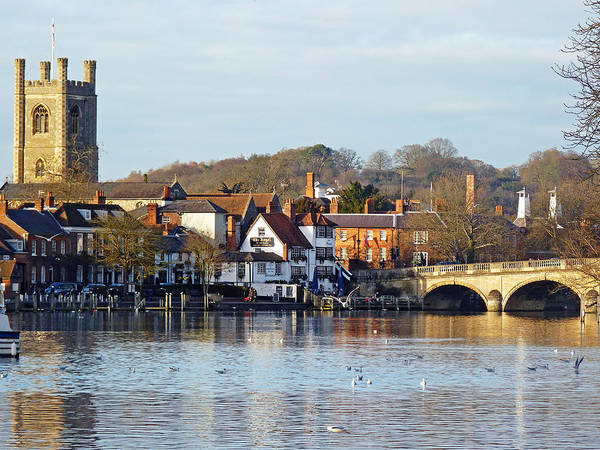 Photograph - Henley-on-thames by Tony Murtagh