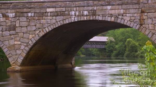 Photograph - Henniker Bridge. by New England Photography