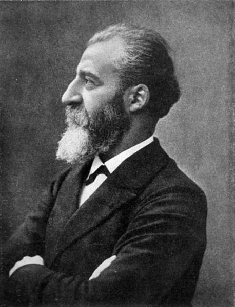 Photograph - Henri Moissan (1852-1907) by Granger
