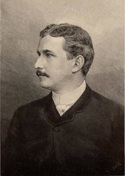 1888 Photograph - Henry Carvill Lewis by Universal History Archive/uig