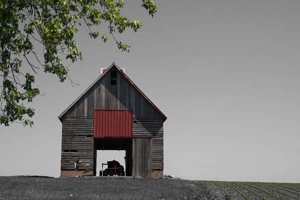 Photograph - Henry Crib by Dylan Punke