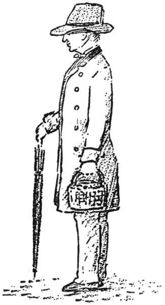 1854 Drawing - Henry David Thoreau (1817-1862) by Granger