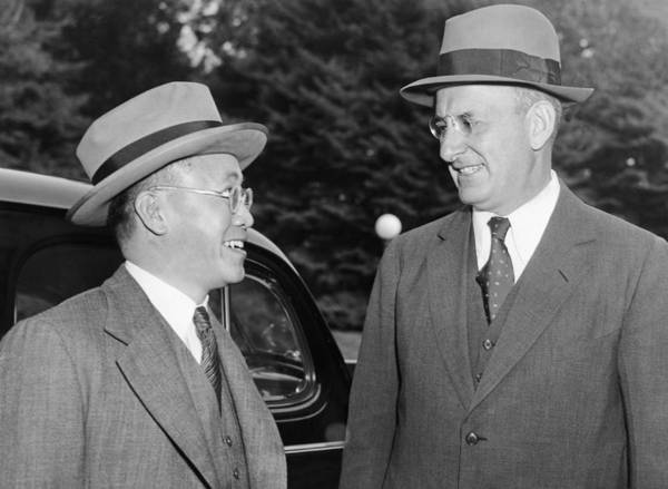 Official Photograph - Henry Morgenthau by Underwood Archives