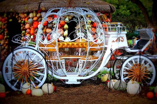 Her Chariot Awaits Art Print by Sherwanda  Irvin