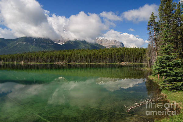 Photograph - Herbert Lake - Another Perspective by Charles Kozierok