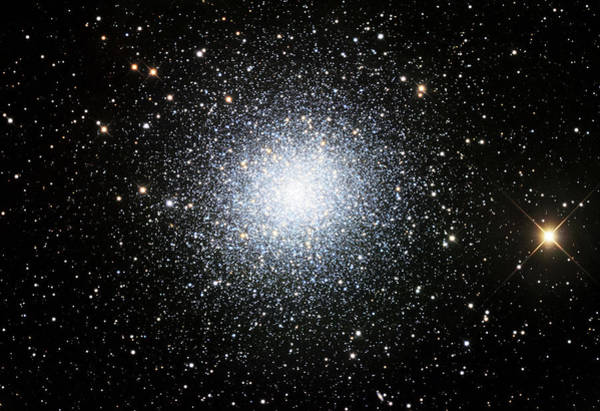 Wall Art - Photograph - Hercules Globular Cluster (m13) by Robert Gendler/science Photo Library