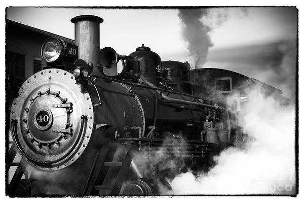 Photograph - Here Comes The 40 by John Rizzuto