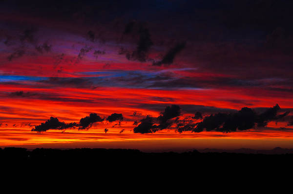 Photograph - Here Comes The Sun by Louis Dallara