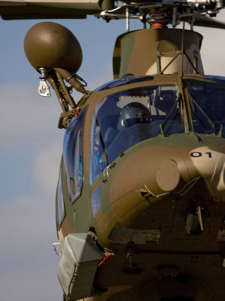 Agustawestland Photograph - Here To Help by Paul Job