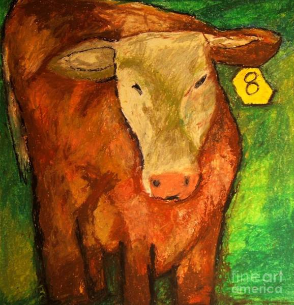 Hereford Art Art Print