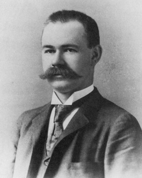 Photograph - Herman Hollerith (1860-1929) by Granger