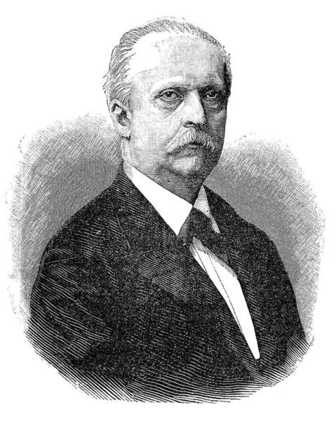 1894 Photograph - Hermann Von Helmholtz by Science Photo Library