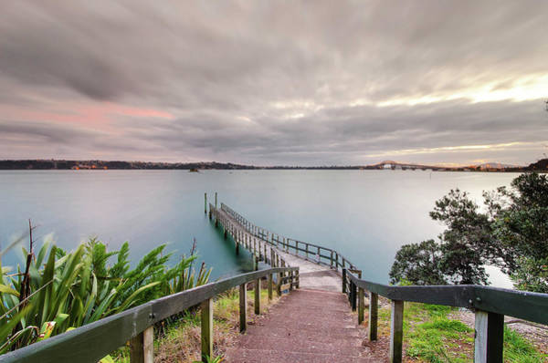 Jetty Photograph - Herne Bay Jetty by Nick Twyford Photography